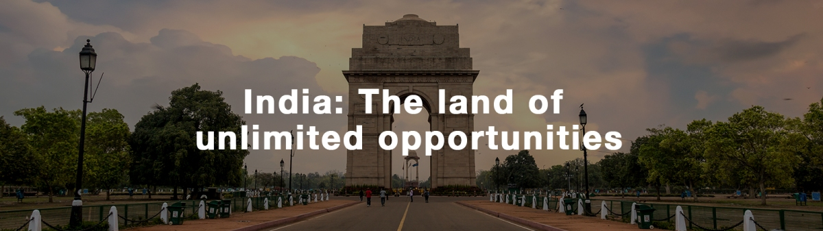 "Put ""Invest India"" on your radar"