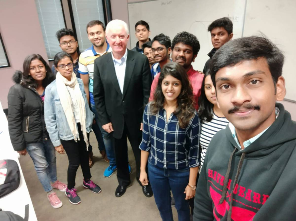"Indian uni students coming to Melbourne for ""western immersion"" programs"