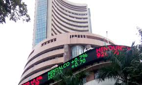 Indian stock markets scale new highs