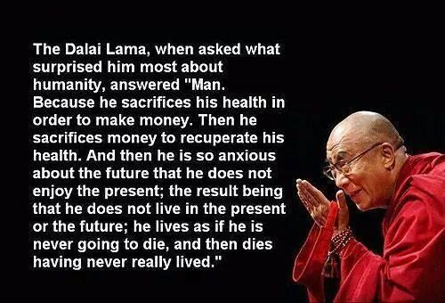 HHDL quote