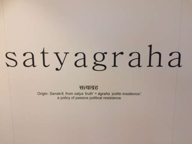gandhisatyagraha