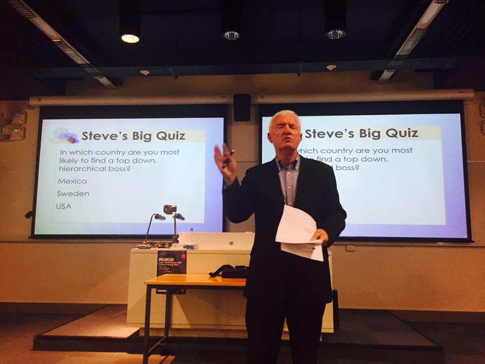 Yes Steve SIR!