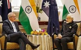 Let's hope PM Modi and PM Morrison meet lots and do deals