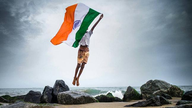 Happy Independence Day to young and vibrant India