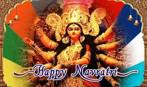 """Navrati festival now and Diwali to follow – """"don't be scared, beblessed"""""""