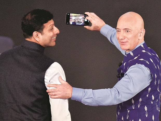 Amazon is backing India to the hilt