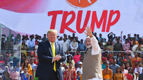 """Namaste Trump"" good diplomacy for India but differences with USA remain"