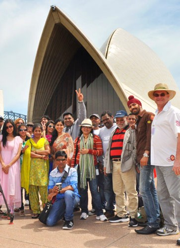 tourists 4