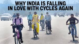 India's bicycle market on a fast track amidpandemic