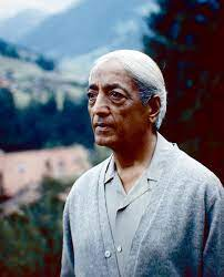 You can learn so much from India – including Krishnamurti's secret