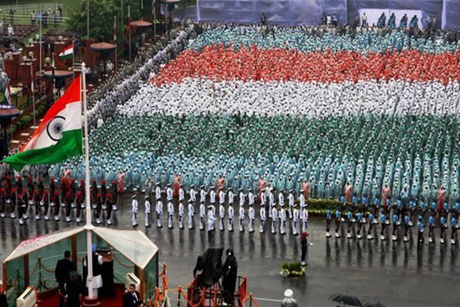 Indian Independence Day is joyful andoptimistic